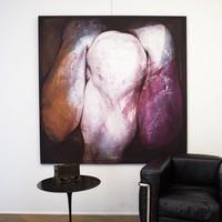 Etienne Gros - Deux mains sur genou