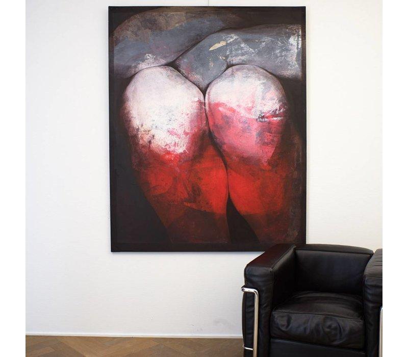 Etienne Gros - Les genoux blancs