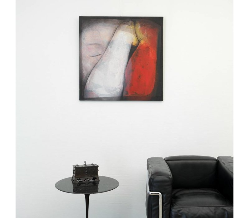Etienne Gros - Bras rouge