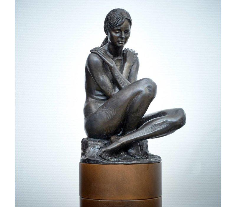 Irenee Duriez - Nele II zittend