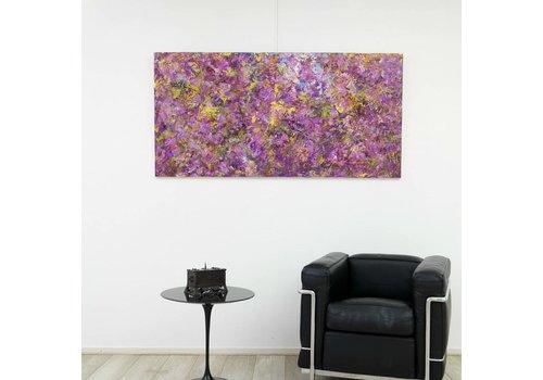 Hans Keuls Hans Keuls - Violet Blossom Rhytm Field