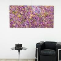 Hans Keuls - Violet Blossom Rhytm Field