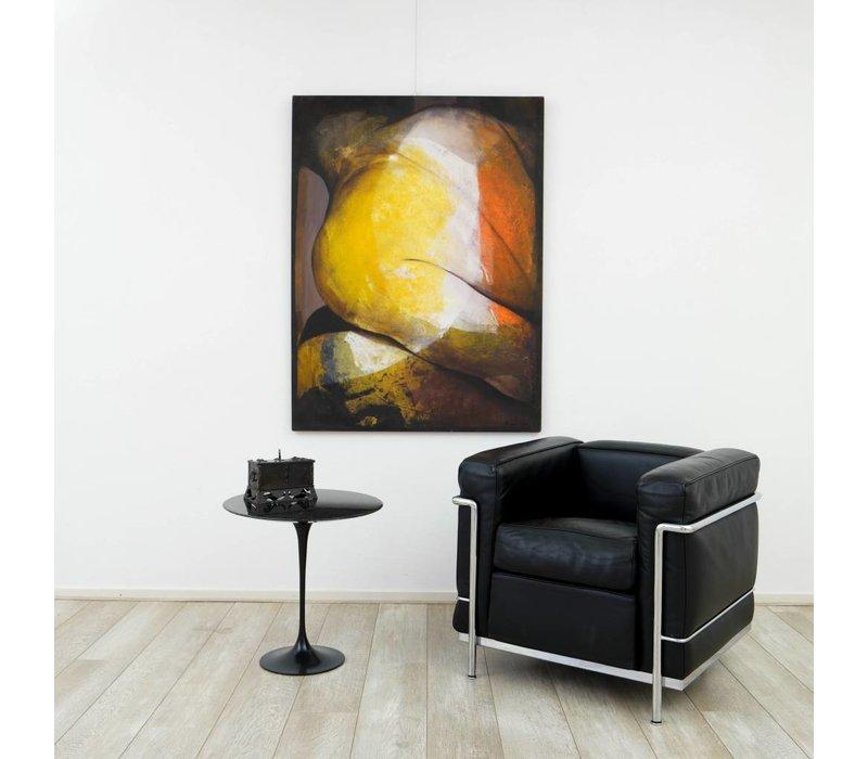 Etienne Gros - L'epaule jaune