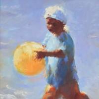 Dinie Boogaart - De zon gevangen