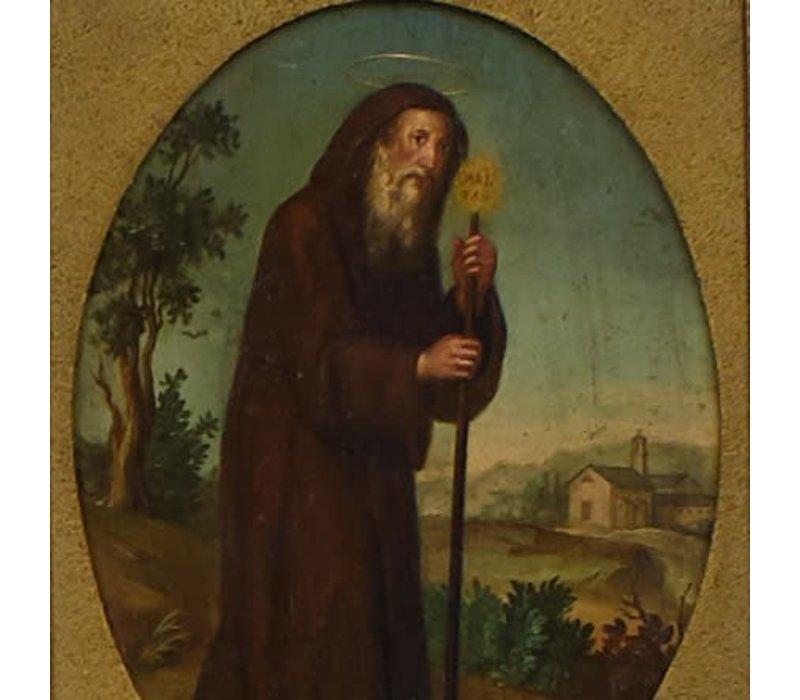 Schilderij Franciscus van Paola