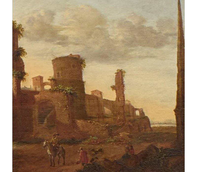 Emanuel Murant : Italiaans landschap