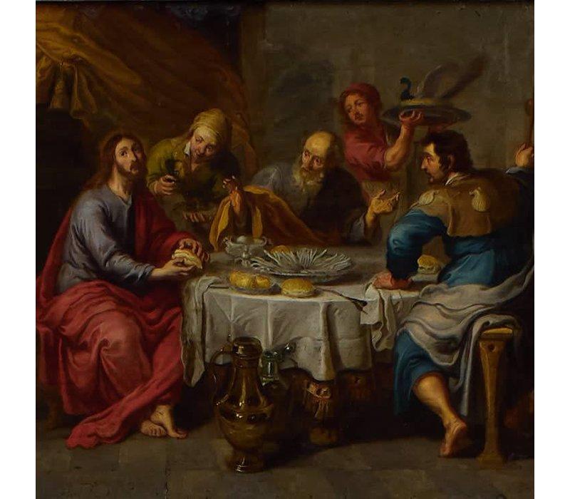 Willem van Herp: Avondmaal in Emmaus