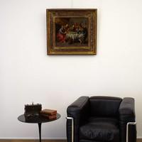 Willem van Herp: Avondmaal in Emmaüs