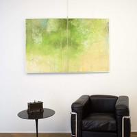 Enrico Ingenito - Diptic Green