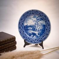 Delfts Blauw bord
