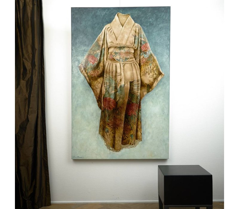 Sam Brown - Kimono II