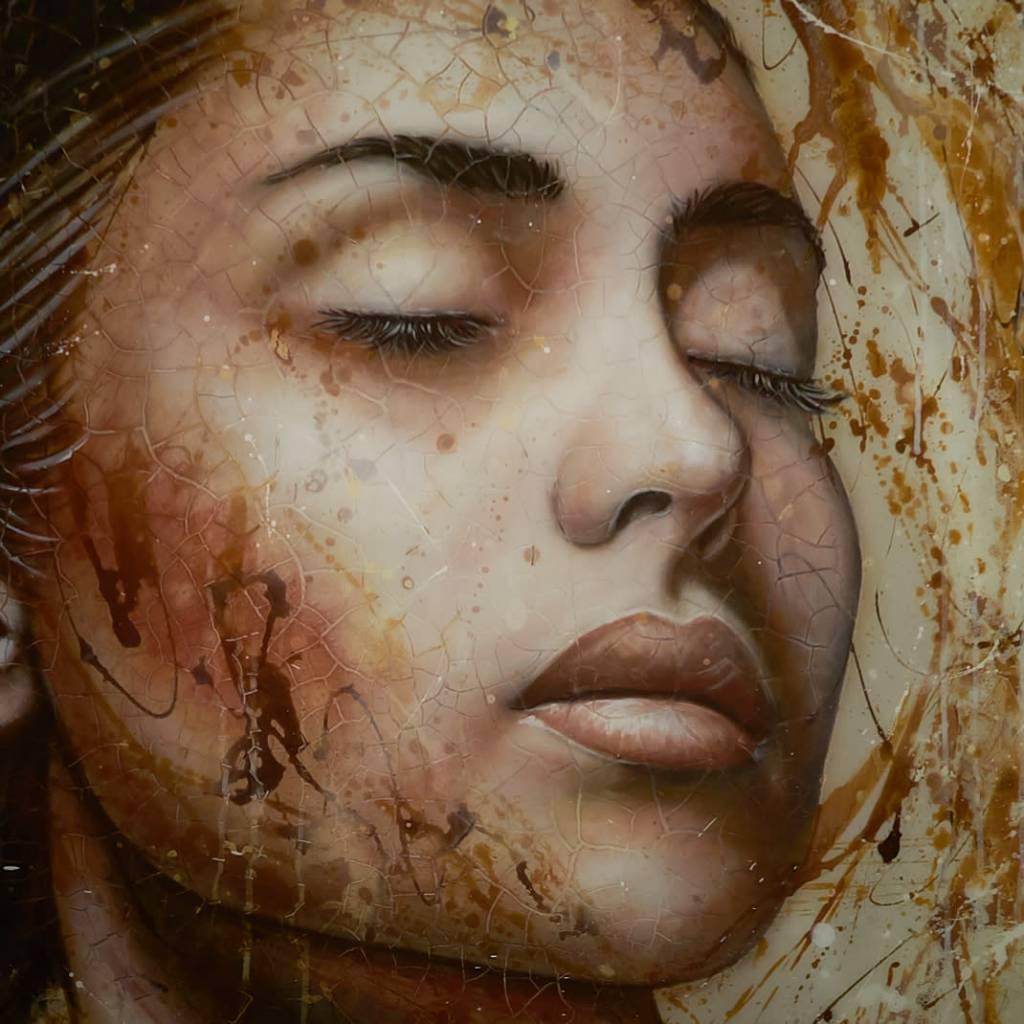 Harold Aspers Harold Aspers - Stained Beauty 5