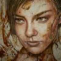 Harold Aspers - Stained Beauty IIII