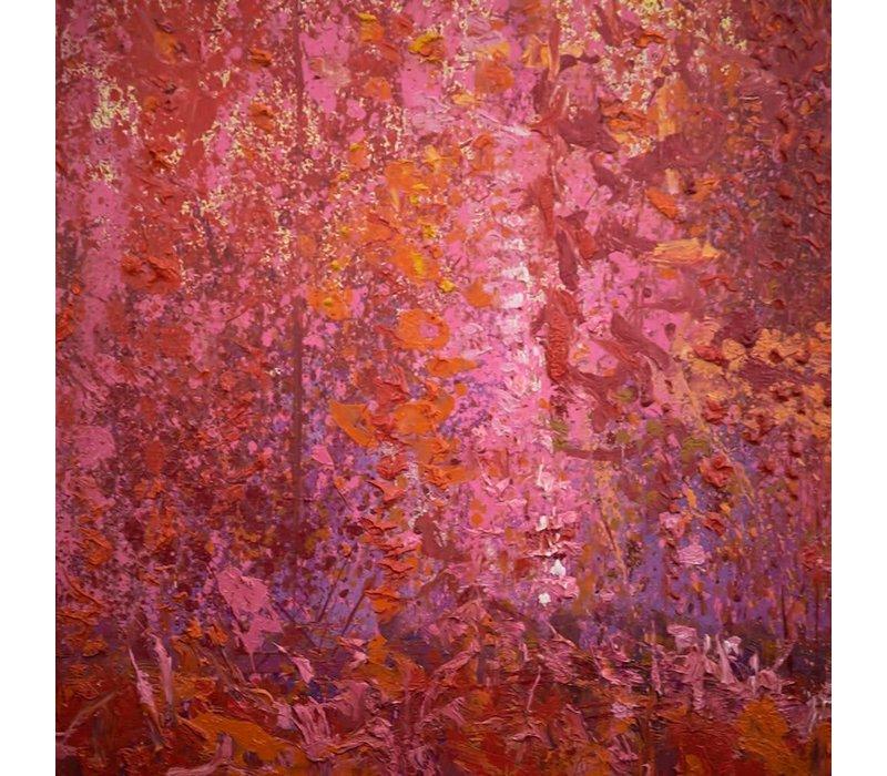 Gertjan Scholte Albers - Organicspace in rood