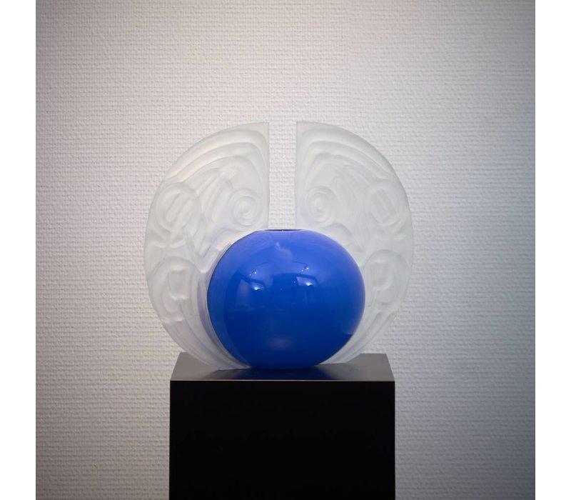 Willem van Oijen - Blauw + relief