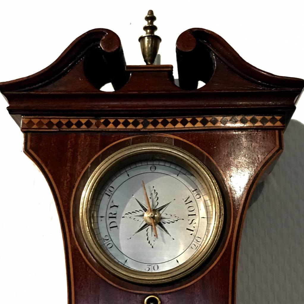 Engelse banjo Barometer