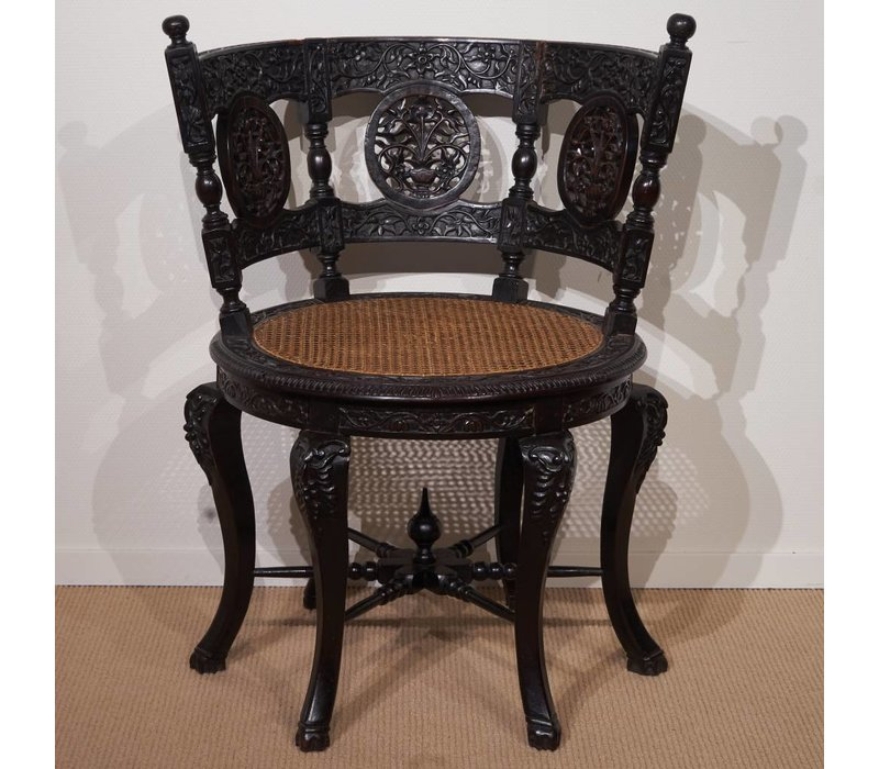 koloniale burgemeenstersstoel