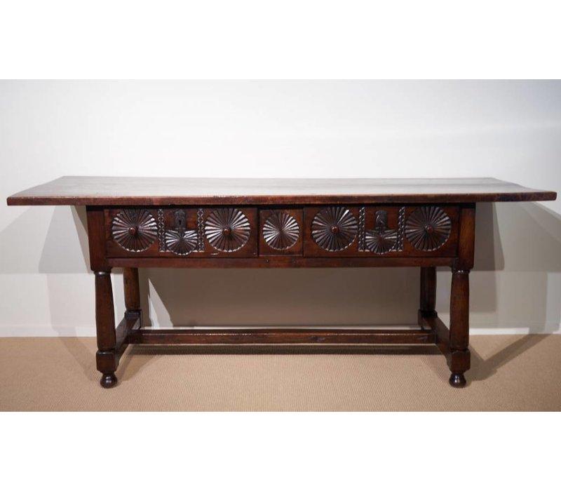 Spaanse renaissance tafel