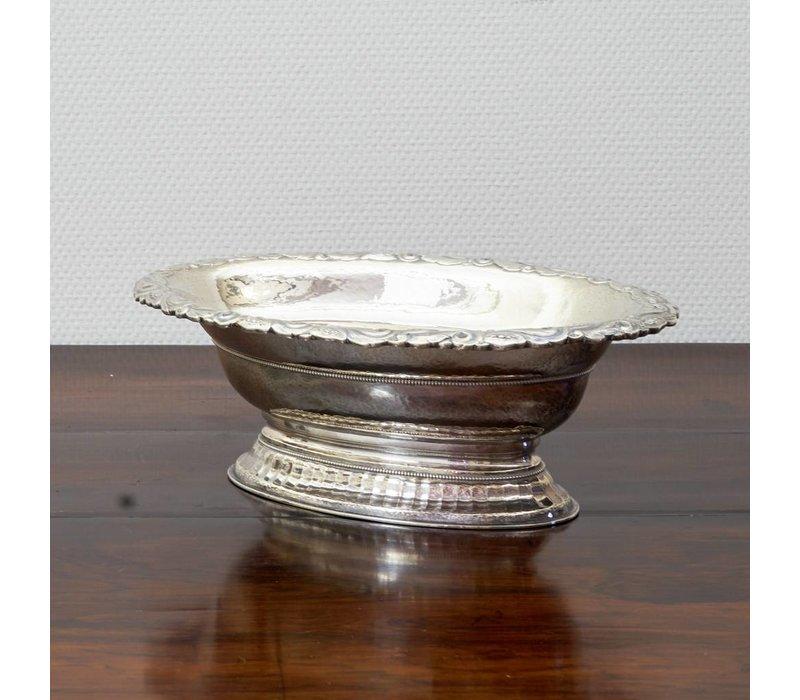 zilveren schaal Kopenhagen 1923