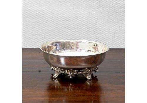 Zilveren schaal