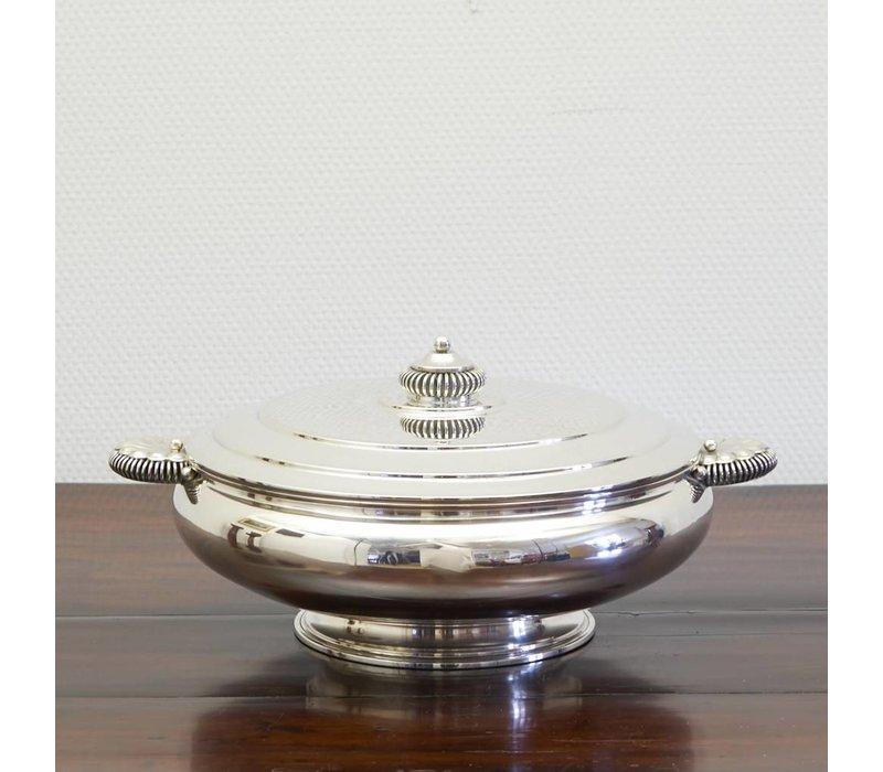 Zilveren terrine C. Michelsen 1939