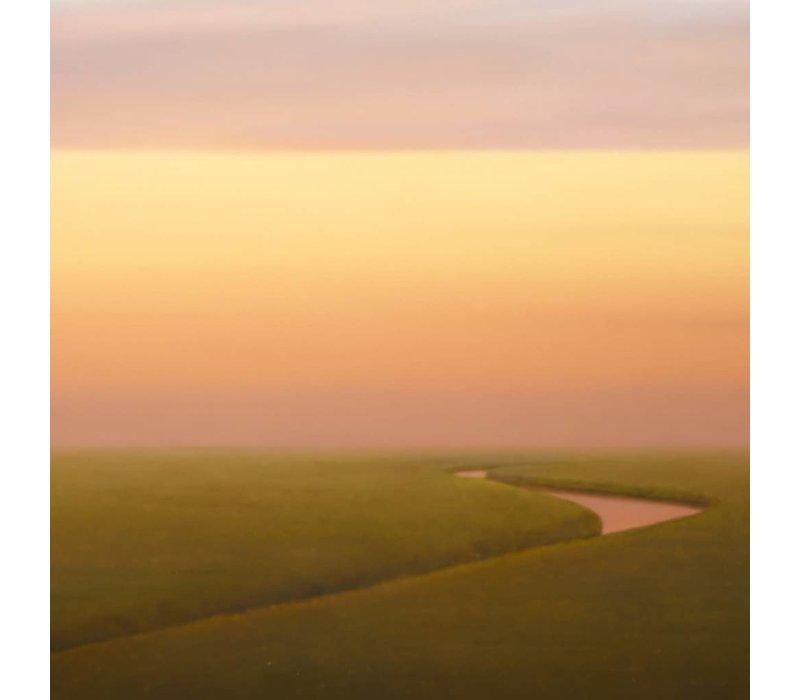 Gerrit Wijngaarden - Zonsondergang