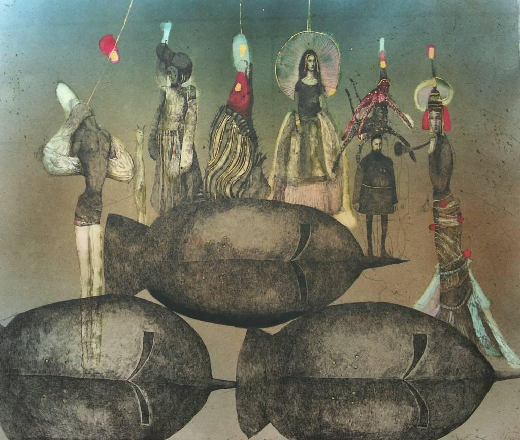 Bekijk online de collectie van Katarina Vavrova