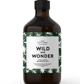 The Gift Label The Gift Label Handsoap Wild & Wonder