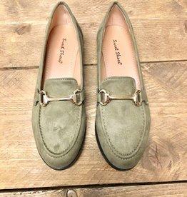 Rebelz loafer groen