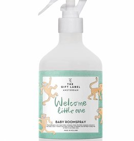 The Gift Label The Gift Label Baby Roomspray Welcome