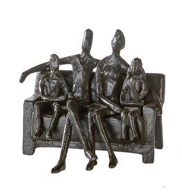 """Design sculptuur """"Sitting Family"""""""