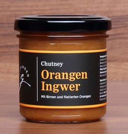 Orangen Ingwer