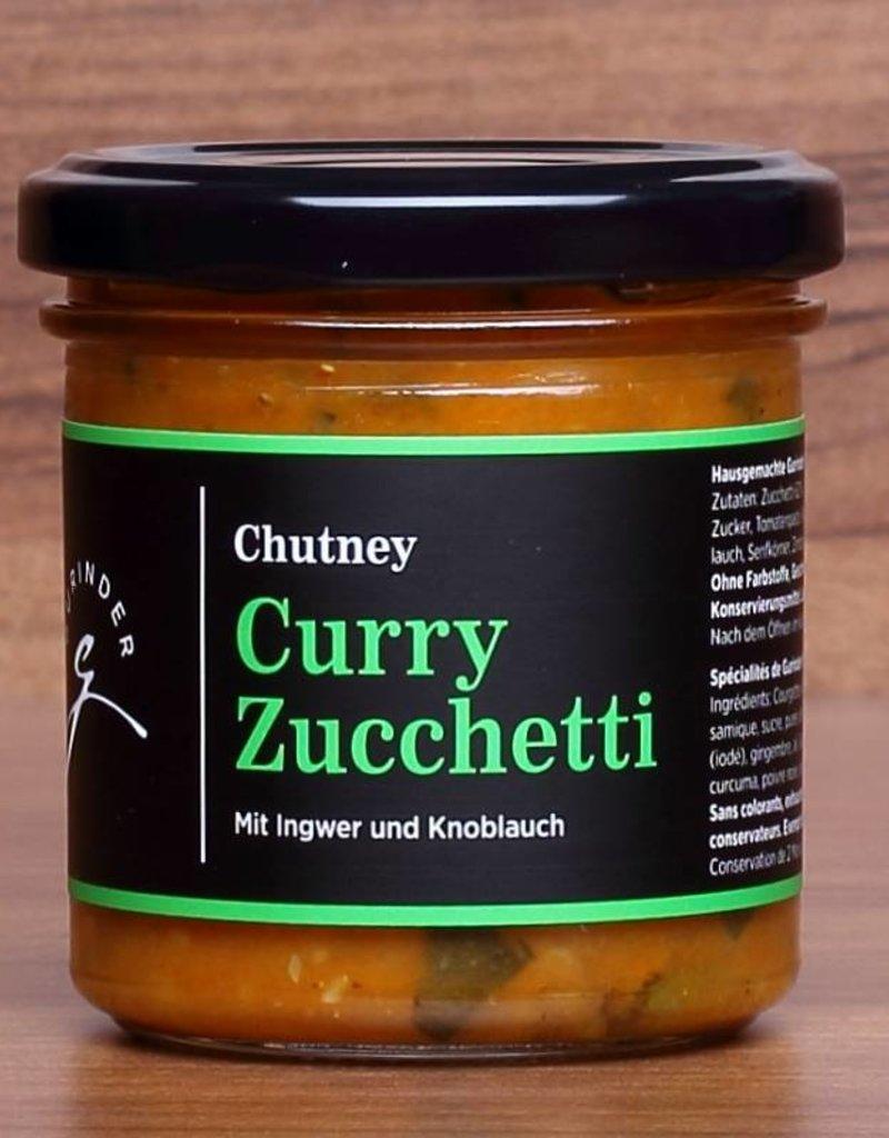 Curry Zucchetti
