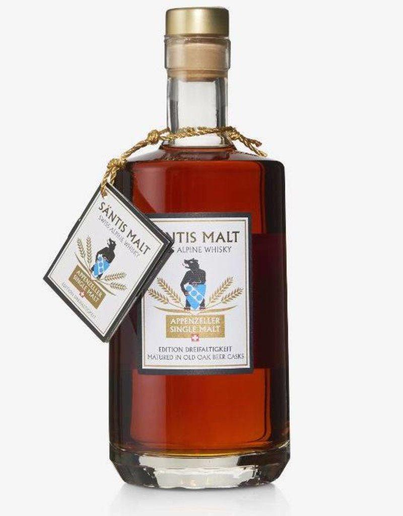 Appenzeller Säntis Malt  Säntis Malt Whisky Edition Dreifaltigkeit