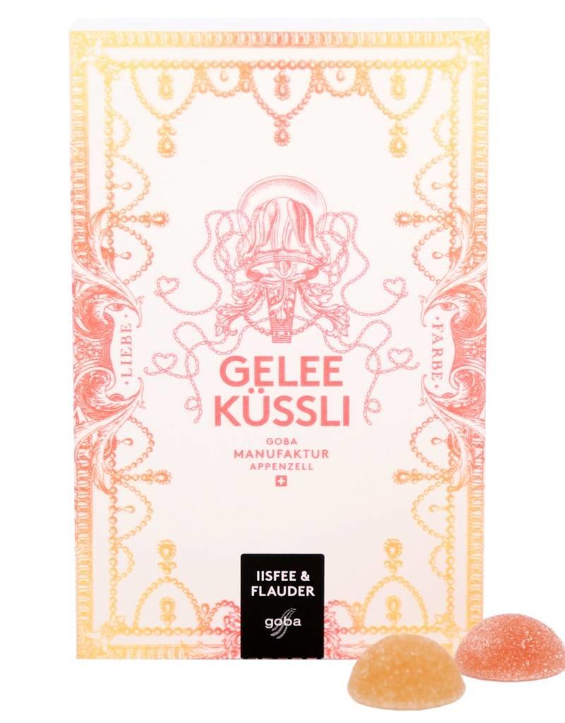 GOBA  Manufraktur  Gelée Küssli Flauder & iisfee