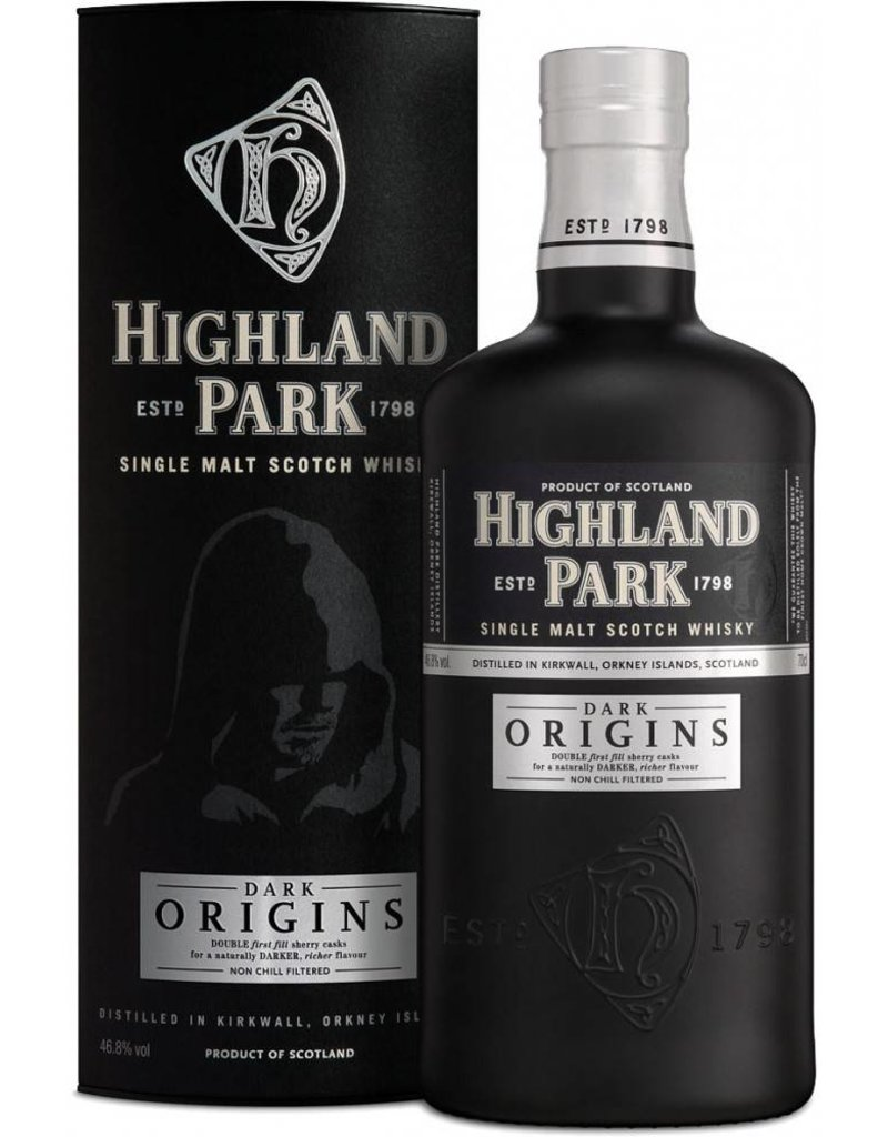 Highland Park Dark Origins Single Malt Scotch Whisky