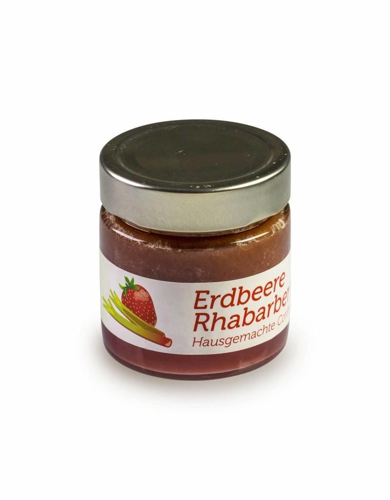 müller - lebe deinen genuss Erdbeere  & Rhabarber
