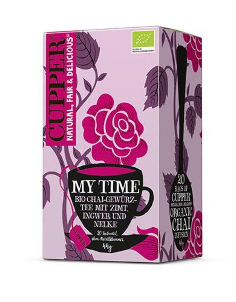 Cupper Tea CUPPER My Time Chai-Gewürz-Tee