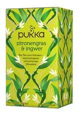 Pukka  PUKKA ZITRONENGRAS & INGWER