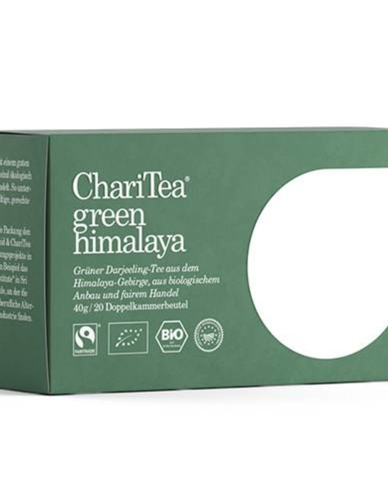 Lemonaid & ChariTea Chari Tea Green Himalaya