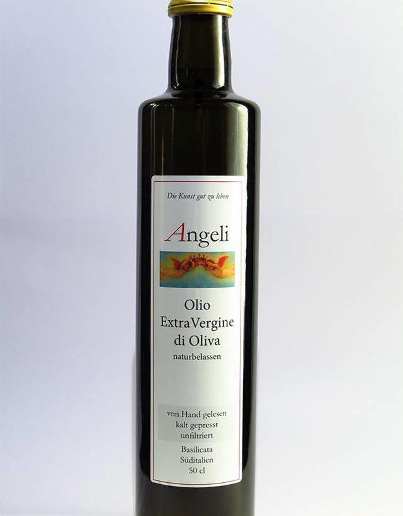 Angeli Berg Olivenöl Basilicata