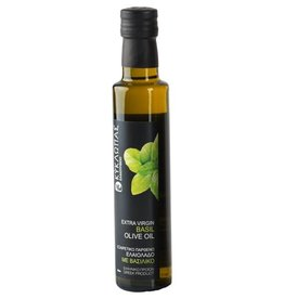 Kyklopas Extra Olivenöl mit Basilikum