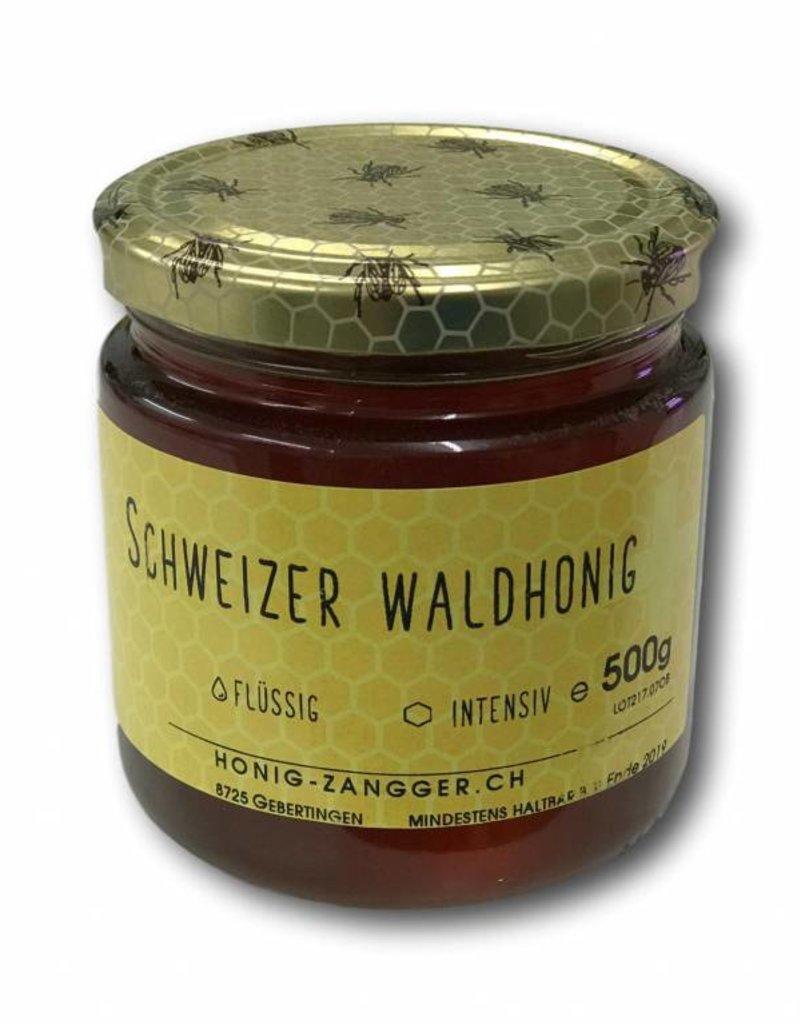 Schweizer Waldhonig 500g