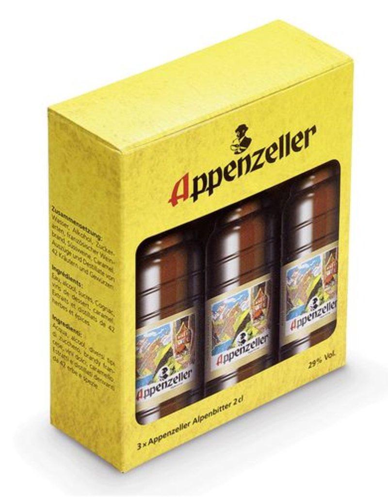 Appenzeller Alpenbitter AG  APPENZELLER ALPENBITTER TRIO
