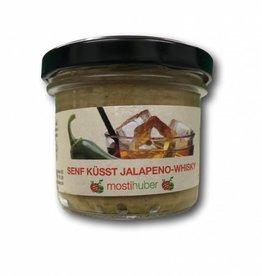 Jalapeno Whisky Senf