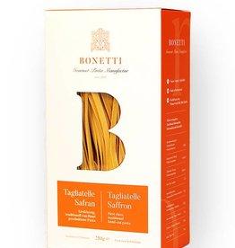 Bonetti Gourmet Pasta Manufraktur  TAGLIATELLE SAFRAN BOX