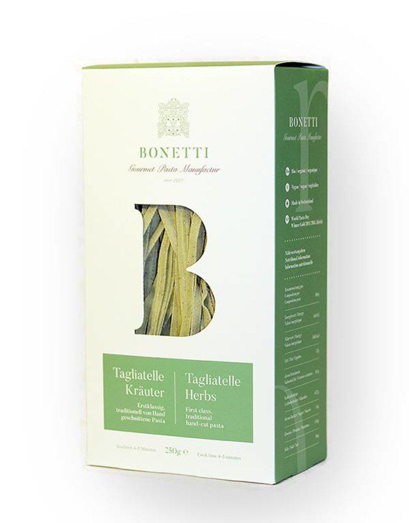Bonetti Gourmet Pasta Manufraktur  TAGLIATELLE WILDKRÄUTER BOX