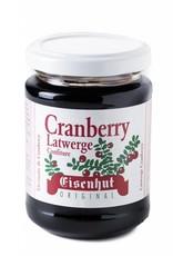 Eberle Spezialitäten  Cranberry-Latwerge