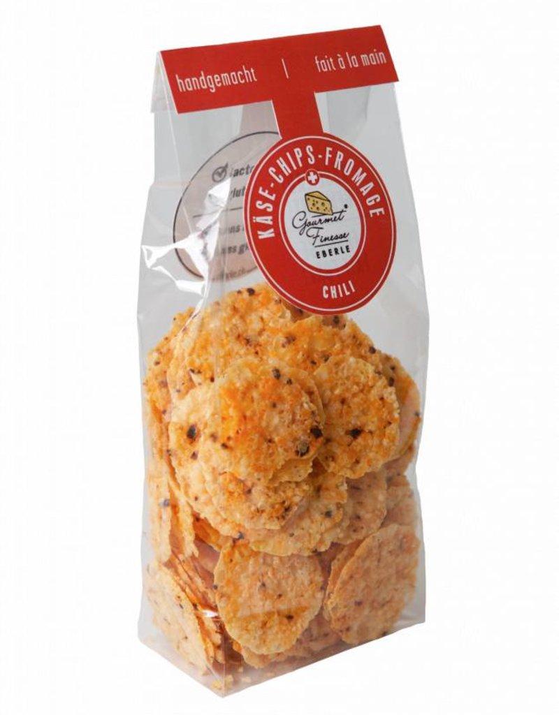 Eberle Spezialitäten  Käse Chips Chili