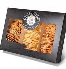 Eberle Spezialitäten  Käse Chips-Box